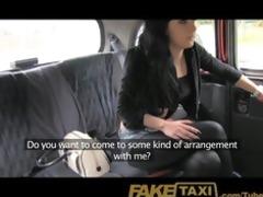 faketaxi juvenile cutie have to gulp taxi mans