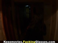fucking glasses - fucking for a favour