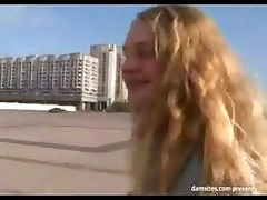 youthful russian slut