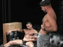 angelo marconi drilled by bushy dad josh west