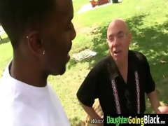 young daughter with precious wazoo screwed by a