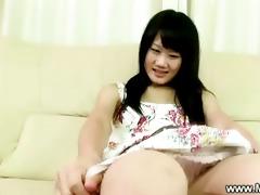 playing young japanese maiko vagina