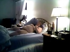 hidden cam. my old mum masturbating