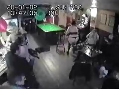 big beautiful woman pub stripper goes all