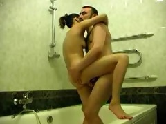 juvenile and old fuck and engulf in the baths