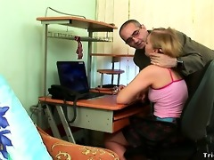 juvenile wicked bad girl receives and drilled