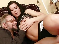 grand-dad enjoys wicked sex with marvelous legal