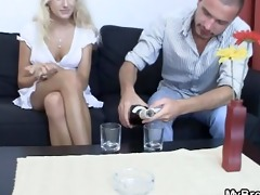 filthy cheater fucking with her bfs bro