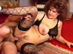 aged babes younger guys creampie