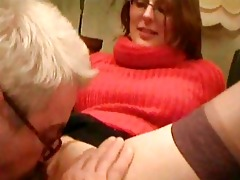 old guy having sex with his juvenile nurse