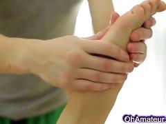 pliant juvenile dark brown sex massage