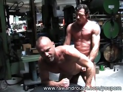 rock hard muscle machinists part 9