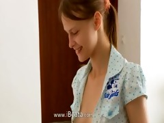 charming 1110 years old legal age teenager beata
