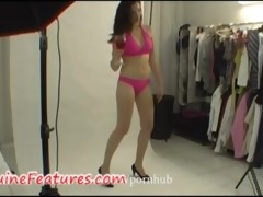 behind the scene with shy honey