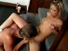 college beauty screwed by step daddy