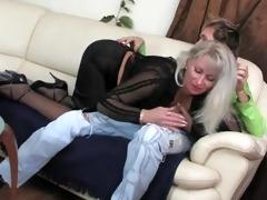 elaine seduces her daughters boyfriend