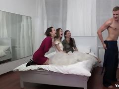 juvenile sex parties - bachelorette party with a