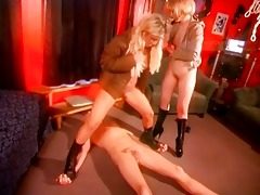 porn bitches punishing a juvenile fellow