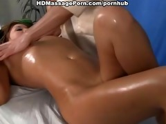 unfathomable oral sex sex with a massage