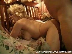 how sex used to be - classic golden-haired
