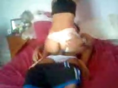 youthful pair fuck during the time that
