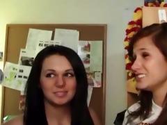 juvenile college students enjoying sexing