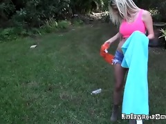 whore girlfriend with her ex mans brother in the