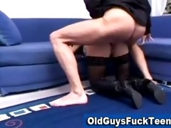 old boys fuck sexy younger hottie