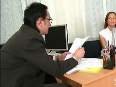 slutty teacher seducing legal age teenager