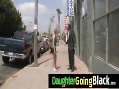 giant dark cock bonks my daughter legal age