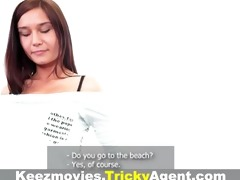 tricky agent - welcoming foxy to adult filmmaking