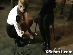 gorgeous youthful beauty servitude sex