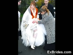 real naughty juvenile brides!