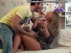 youthful dilettante vid with sex toys