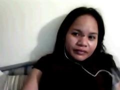 unattractive filipino scammer