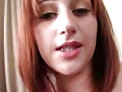 cameron love jerk it is for me dad mouthful of cum