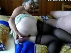 grand-dad and grandma 41 years