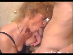 mature woman bonks a youthful lad