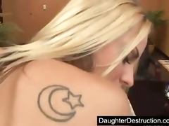 juvenile teen daughter humiliate