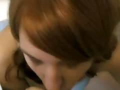 juvenile redhead angel oral facial ejaculation
