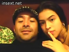 latin daddy daughter and a livecam