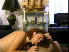 youthful french pair st time on camera