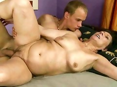 wicked old doxy fucking with a chap