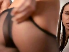 juvenile princess acquires thong on permeated