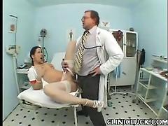 marvelous nurse rides dong