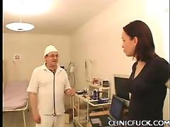 hawt dark brown clinic tit play