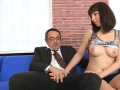 slutty teacher devouring lass