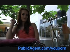 publicagent fit youthful model craves to be clip