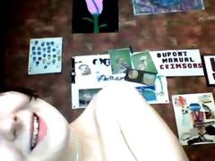 juvenile teeny posting on livecam