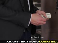 juvenile courtesans - screwed by the best client